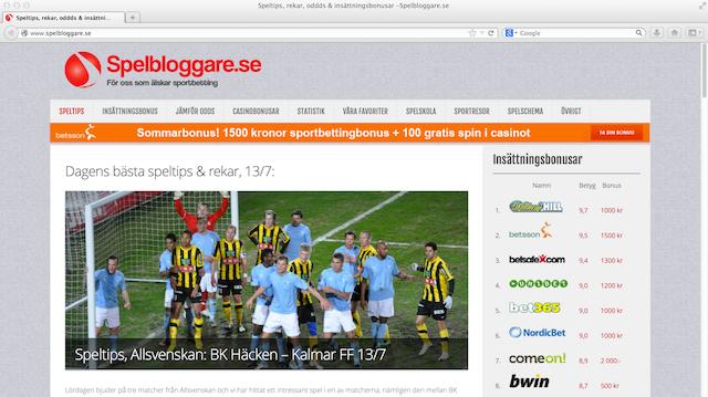 Speltips och rekar från Spelbloggare.se
