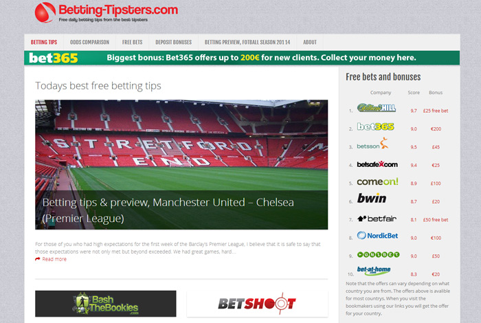 Betting-tipsters.com